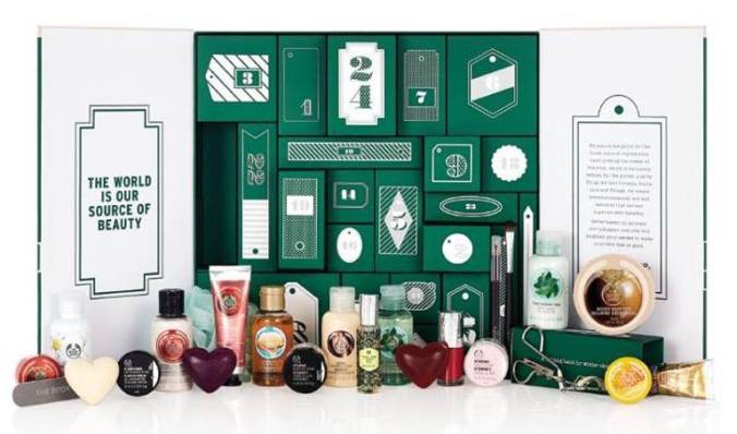 Image copyright The Body Shop