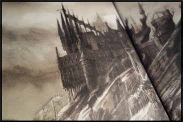 Inside hardback illustration (Image (c) Jim Kay)