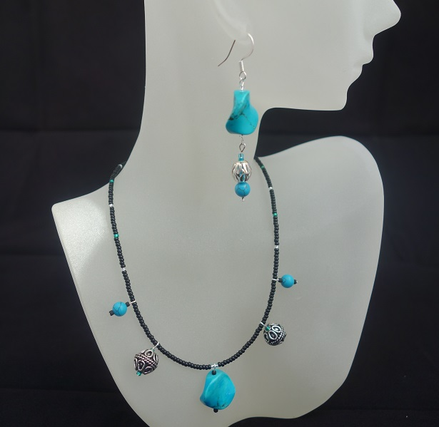 turquoise set 1