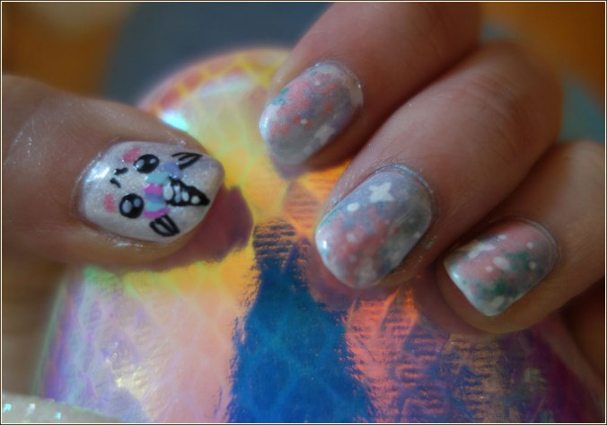 cute-pastel-unicorn-nail-art-1