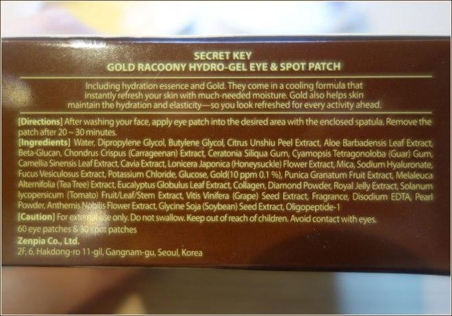 korean-beauty-secret-key-gold-racoony-eye-patches-3