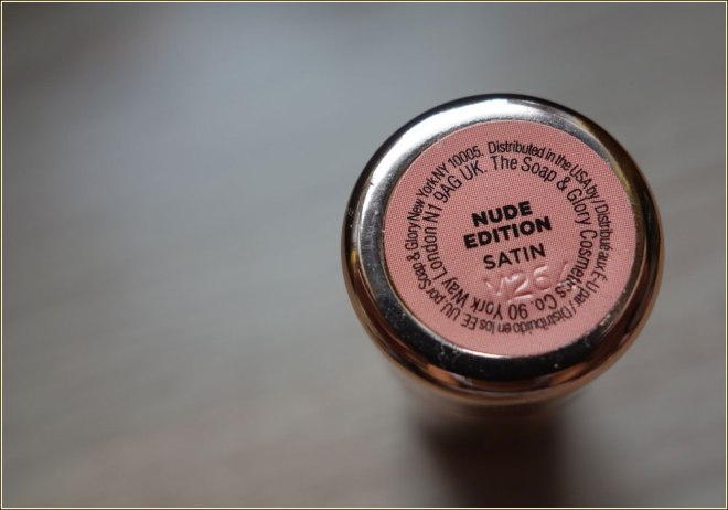 soap-and-glory-nude-edition-satin-lipstick-3