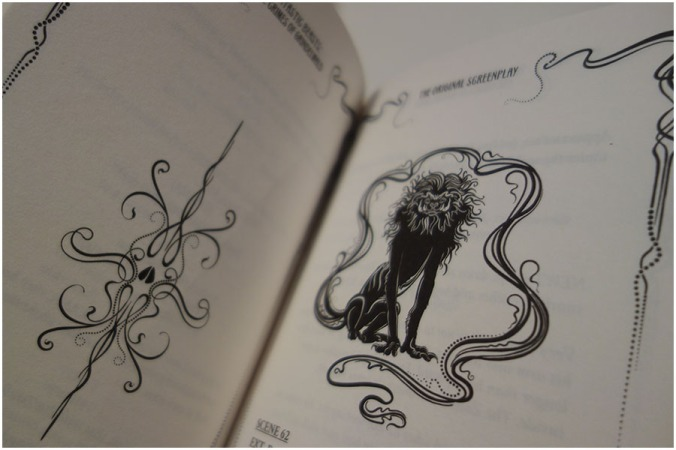 Illustrations from Fantastic Beasts and Where to Find Them the Crimes of Grindelwald
